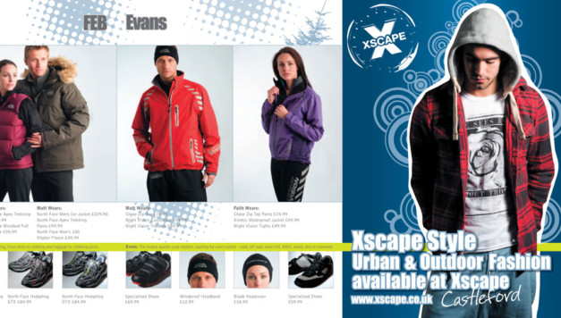 xscape winter wear